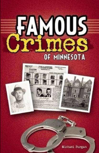 Afbeelding van Famous Crimes of Minnesota