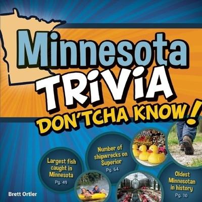 Afbeelding van Minnesota Trivia Don'tcha Know!