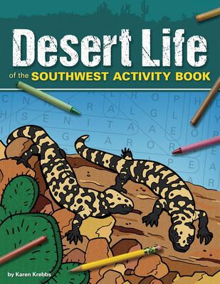 Afbeelding van Desert Life of the Southwest Activity Book
