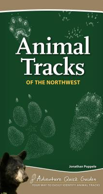 Afbeelding van Animal Tracks of the Northwest