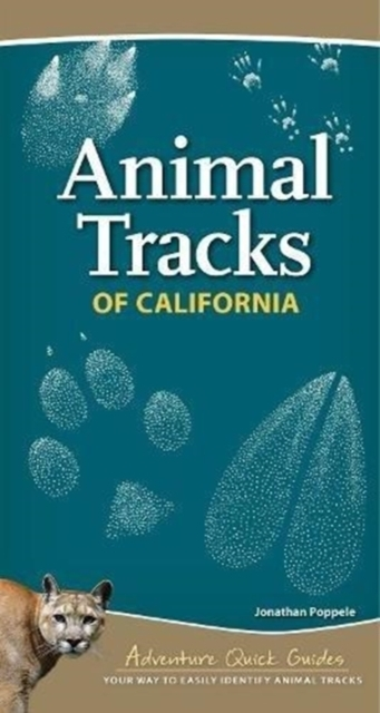 Afbeelding van Animal Tracks of California