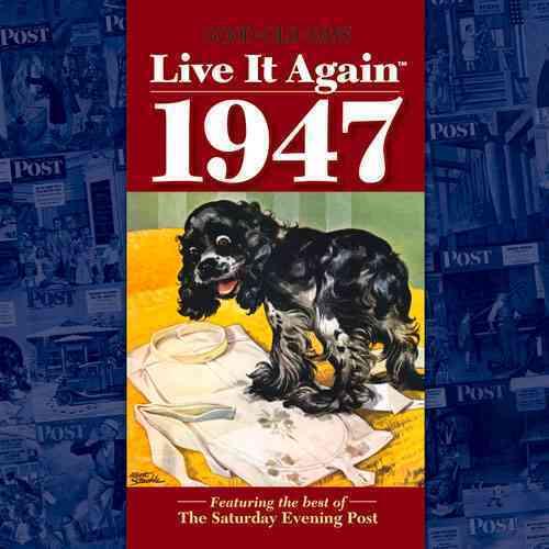 Afbeelding van Live It Again 1947