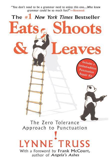 Afbeelding van Eats, Shoots & Leaves