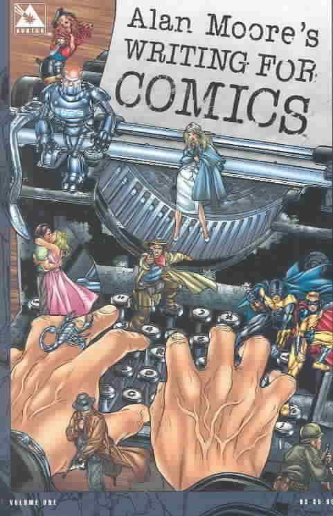 Afbeelding van Alan Moore's Writing for Comics