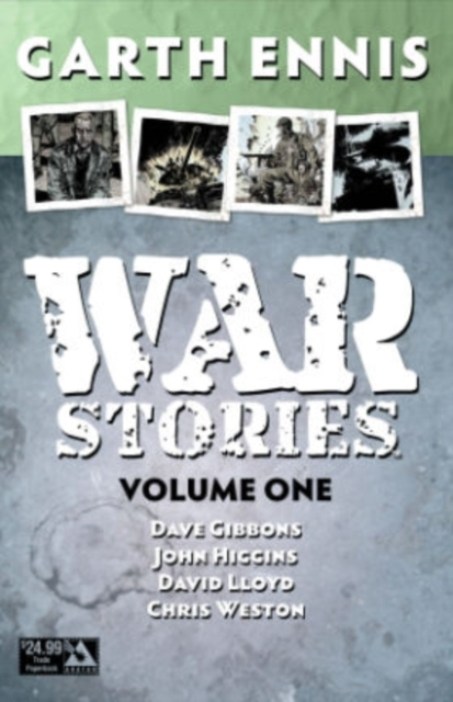 Afbeelding van War Stories 1