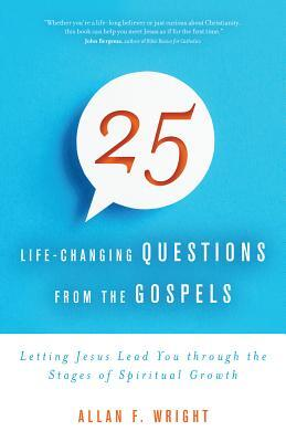 Afbeelding van 25 Life-Changing Questions from the Gospels