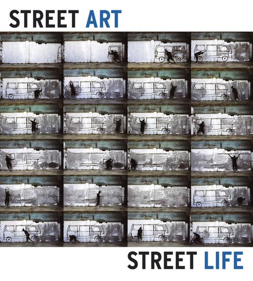 Afbeelding van Street Art, Street Life
