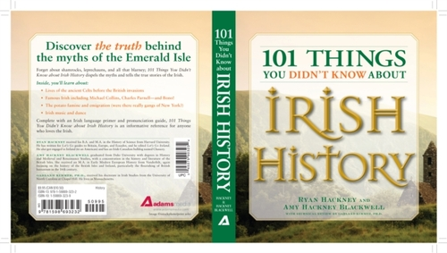 Afbeelding van 101 Things You Didn't Know about Irish History