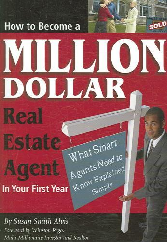 Afbeelding van How to Become a Million Dollar Real Estate Agent in Your First Year
