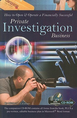 Afbeelding van How to Open & Operate a Financially Successful Private Investigation Business [With CDROM]
