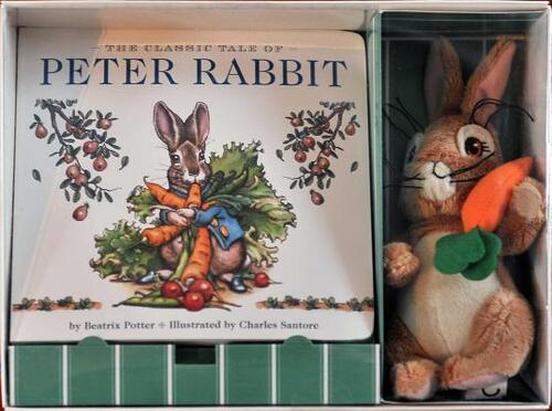 Afbeelding van The Peter Rabbit Gift Set