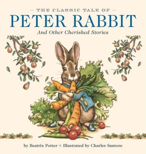 Afbeelding van The Classic Tale of Peter Rabbit
