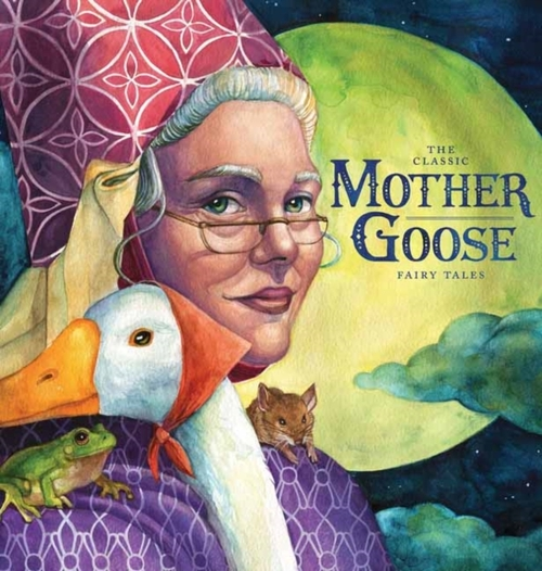 Afbeelding van The Classic Collection of Mother Goose Nursery Rhymes