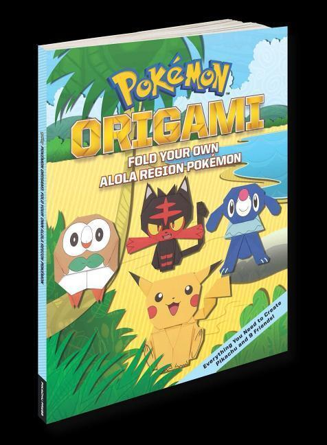 Pokémon Origami kopen