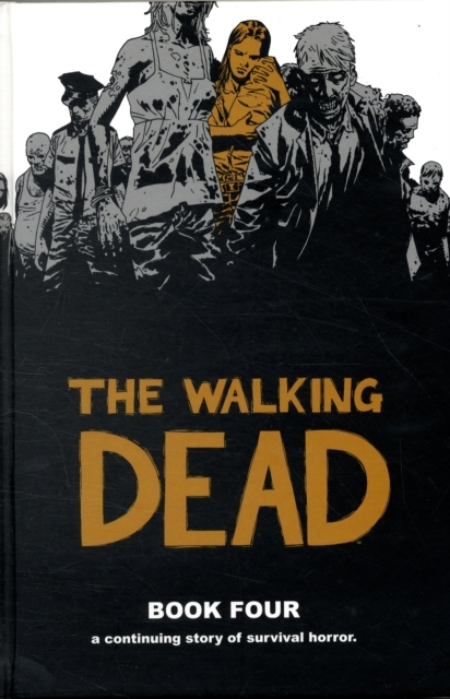 Walking Dead Book 04 kopen
