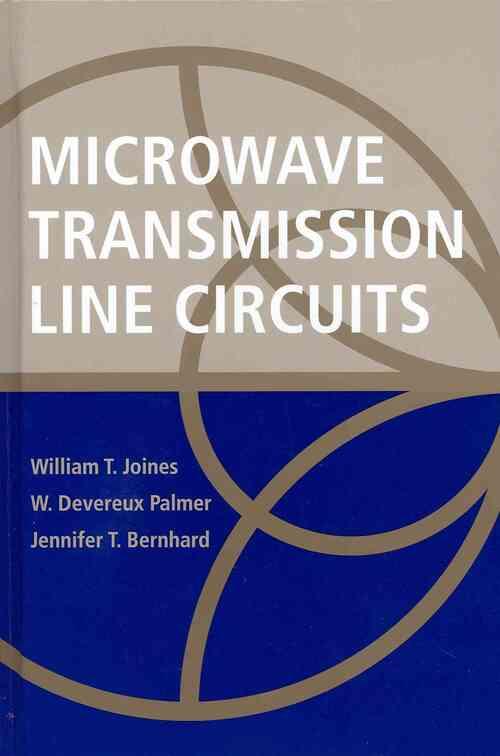 Afbeelding van Microwave Transmission Line Circuits