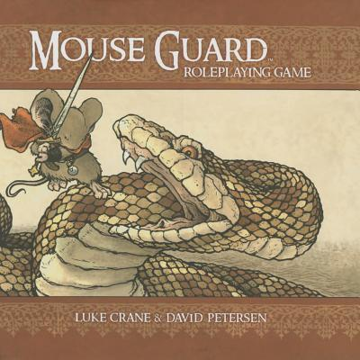 Afbeelding van Mouse Guard Roleplaying Game