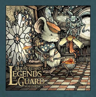 Afbeelding van Mouse Guard, Legends of the Guard: Box Set