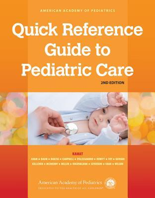 Afbeelding van Quick Reference Guide to Pediatric Care