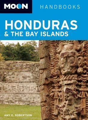 Afbeelding van Moon Handbooks Honduras & the Bay Islands
