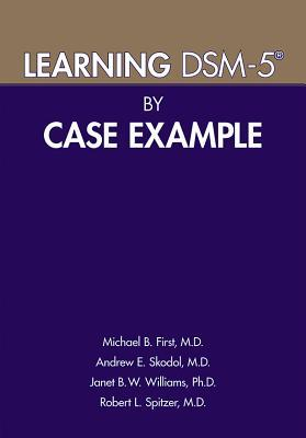 Afbeelding van Learning DSM-5 by Case Example
