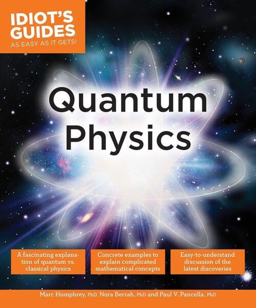 Afbeelding van Idiot's Guides Quantum Physics