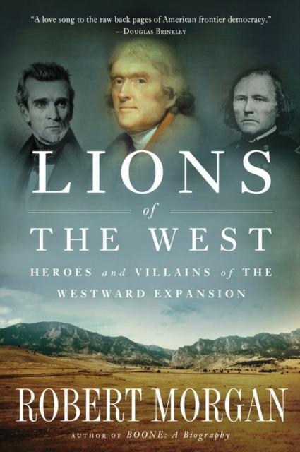 Afbeelding van Lions of the West