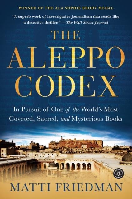 Afbeelding van The Aleppo Codex