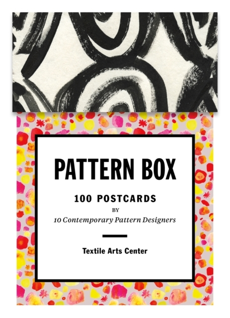 Afbeelding van Pattern Box - 100 Postcards By 10 Contemporary Designers