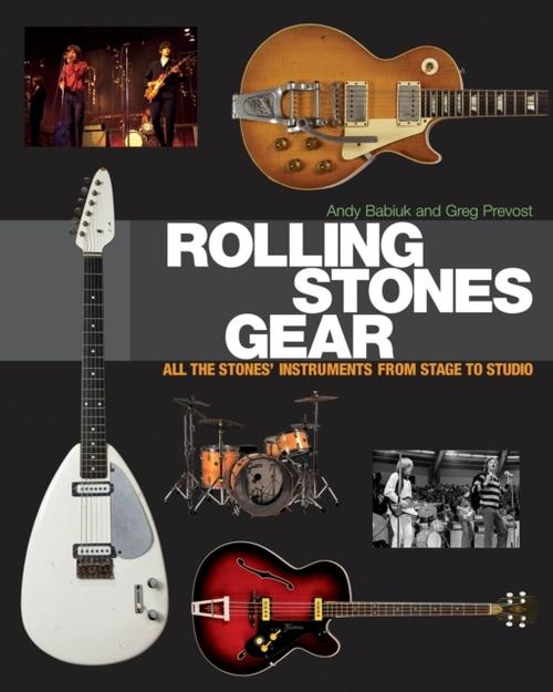 Afbeelding van Rolling Stones Gear