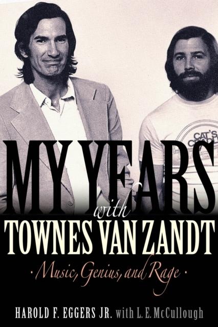 Afbeelding van My Years with Townes Van Zandt