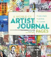 Afbeelding van World of Artist Journal Pages