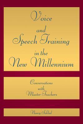 Afbeelding van Voice and Speech Training in the New Millennium