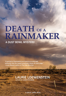 Afbeelding van Death Of A Rainmaker