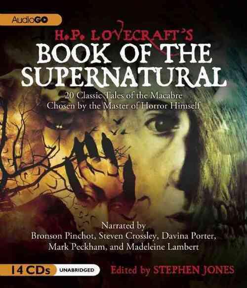 Afbeelding van H. P. Lovecraft's Book of the Supernatural