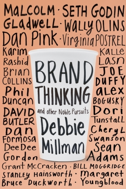 Afbeelding van Brand Thinking and Other Noble Pursuits