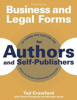 Afbeelding van Business and Legal Forms for Authors and Self-Publishers