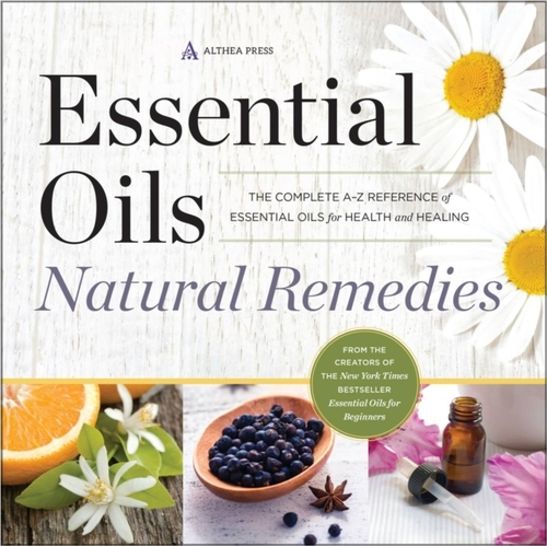 Afbeelding van Essential Oils Natural Remedies