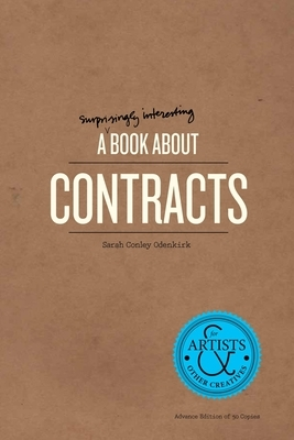 Afbeelding van A Surprisingly Interesting Book about Contracts
