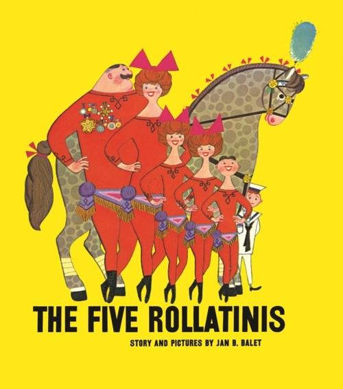 Afbeelding van The Five Rollatinis