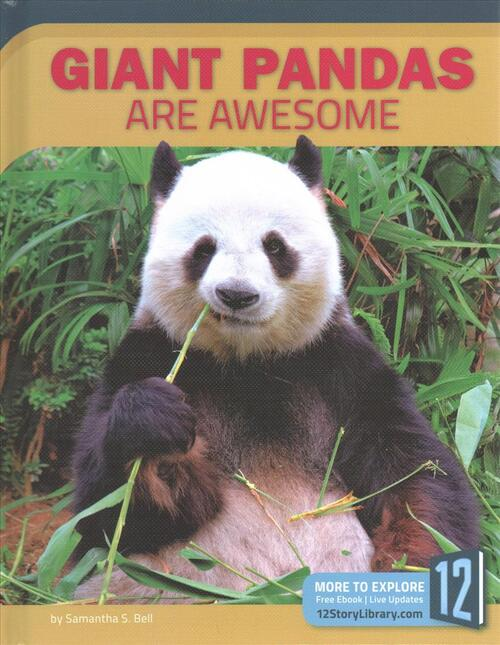 Afbeelding van Giant Pandas Are Awesome