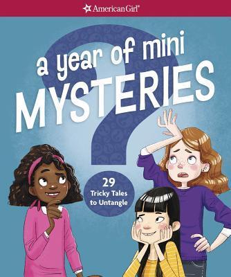 Afbeelding van A Year of Mini Mysteries