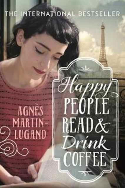 Afbeelding van Happy People Read and Drink Coffee