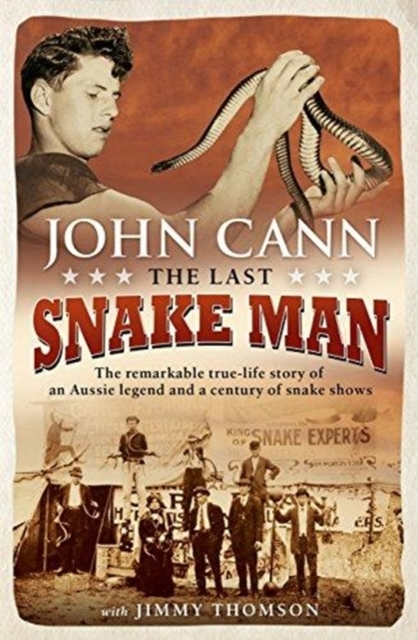 Afbeelding van Last Snake Man