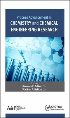 Afbeelding van Process Advancement in Chemistry and Chemical Engineering Research