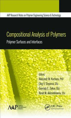 Afbeelding van Compositional Analysis of Polymers