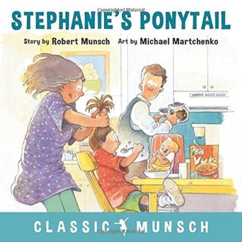 Afbeelding van Stephanie's Ponytail