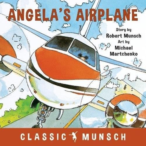 Afbeelding van Angela's Airplane