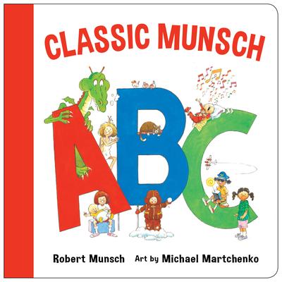 Afbeelding van A Classic Munsch ABC