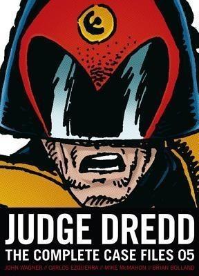 Afbeelding van Judge Dredd: The Complete Case Files 5